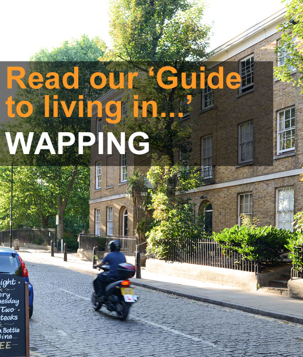 Guide to Living in Wapping
