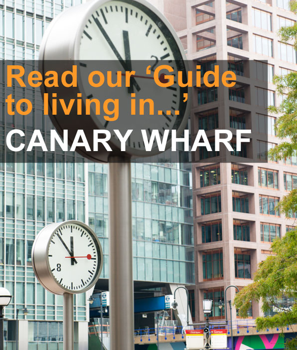 Guide to Living in Canary Wharf